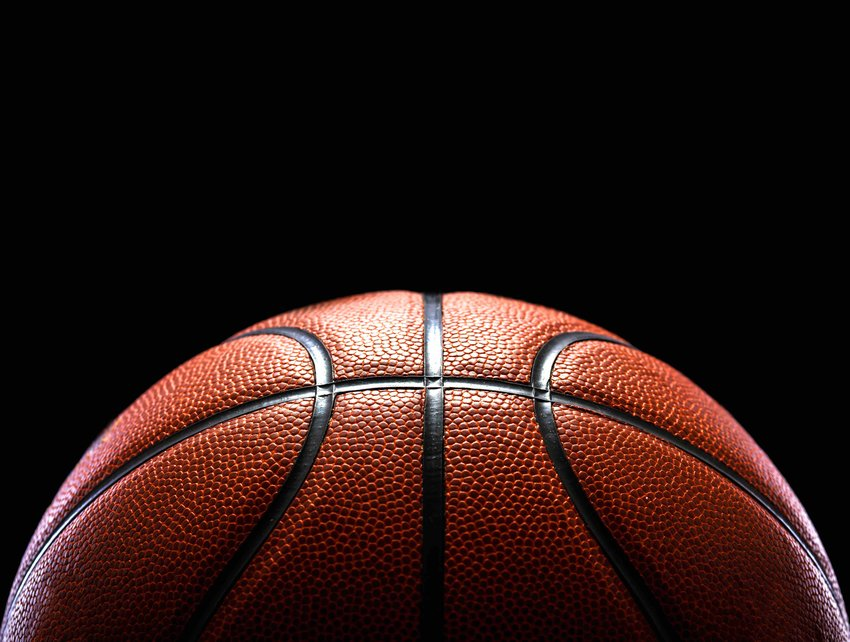 The state high school basketball playoffs pick up today after last week's winter storm brought play to a halt.