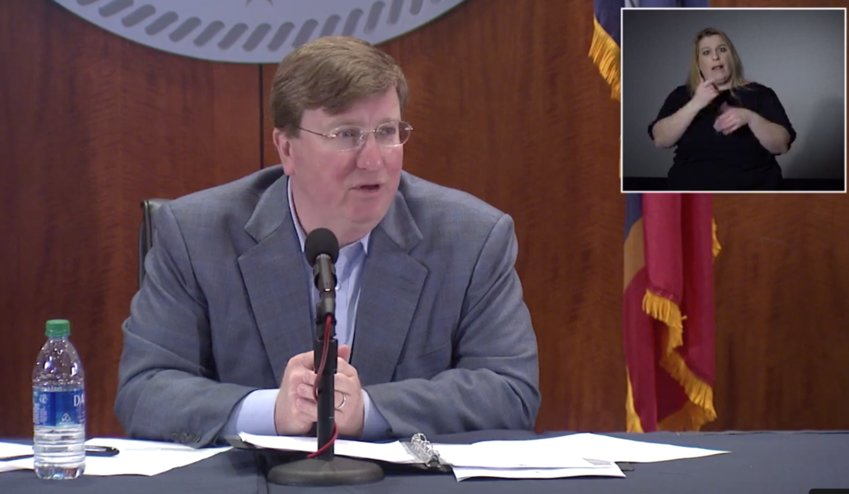 Mask orders related to the COVID-19 pandemic were lifted by Gov. Tate Reeves on Tuesday but encouraged leaving them in effect for K-12 schools.