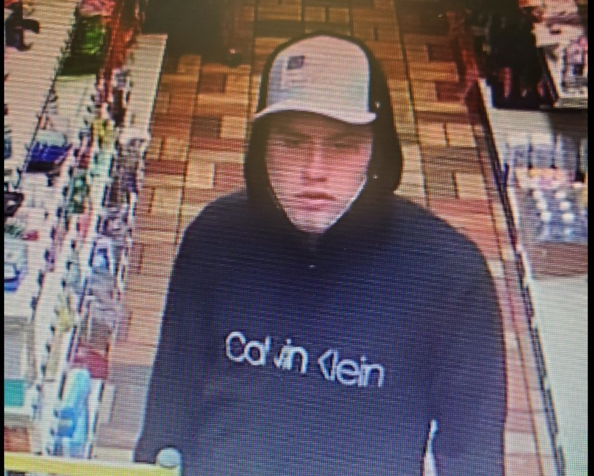 Philadelphia Police said they have identified and charged a man who allegedly stole a cell phone from a convenience store earlier this month but have not yet arrested him.
