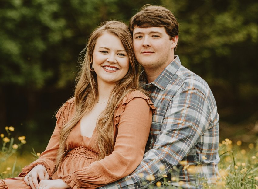 Kinsey Gentry and Cooper Smith