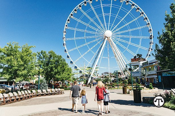 The gateway city offers a wide variety of experiences to stay, play and dine in the Great Smoky Mountains.