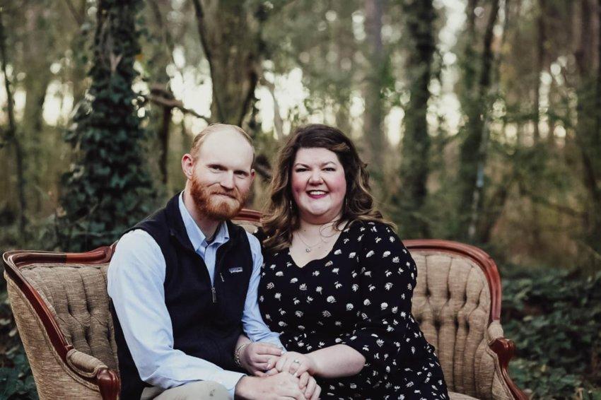 Brandon Taylor Garner and Shelby Lynn Herrington