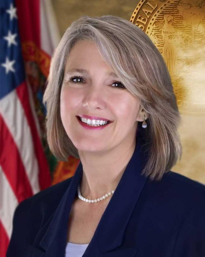Kelly Barrera, St. Johns County School Board