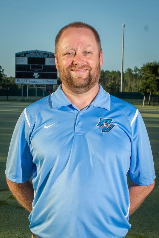 Cutline: Eric Frank has been named the new athletic director for Ponte Vedra High School.