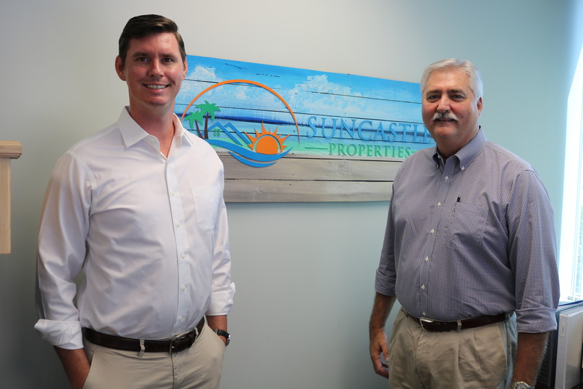 Since purchasing Suncastle Properties in March 2017, father and son co-owners Matt and Mark Odekirk are implementing new processes at the company to expedite growth.