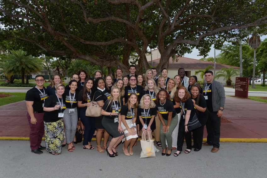 The 2018 Teach For America–Jacksonville corps members