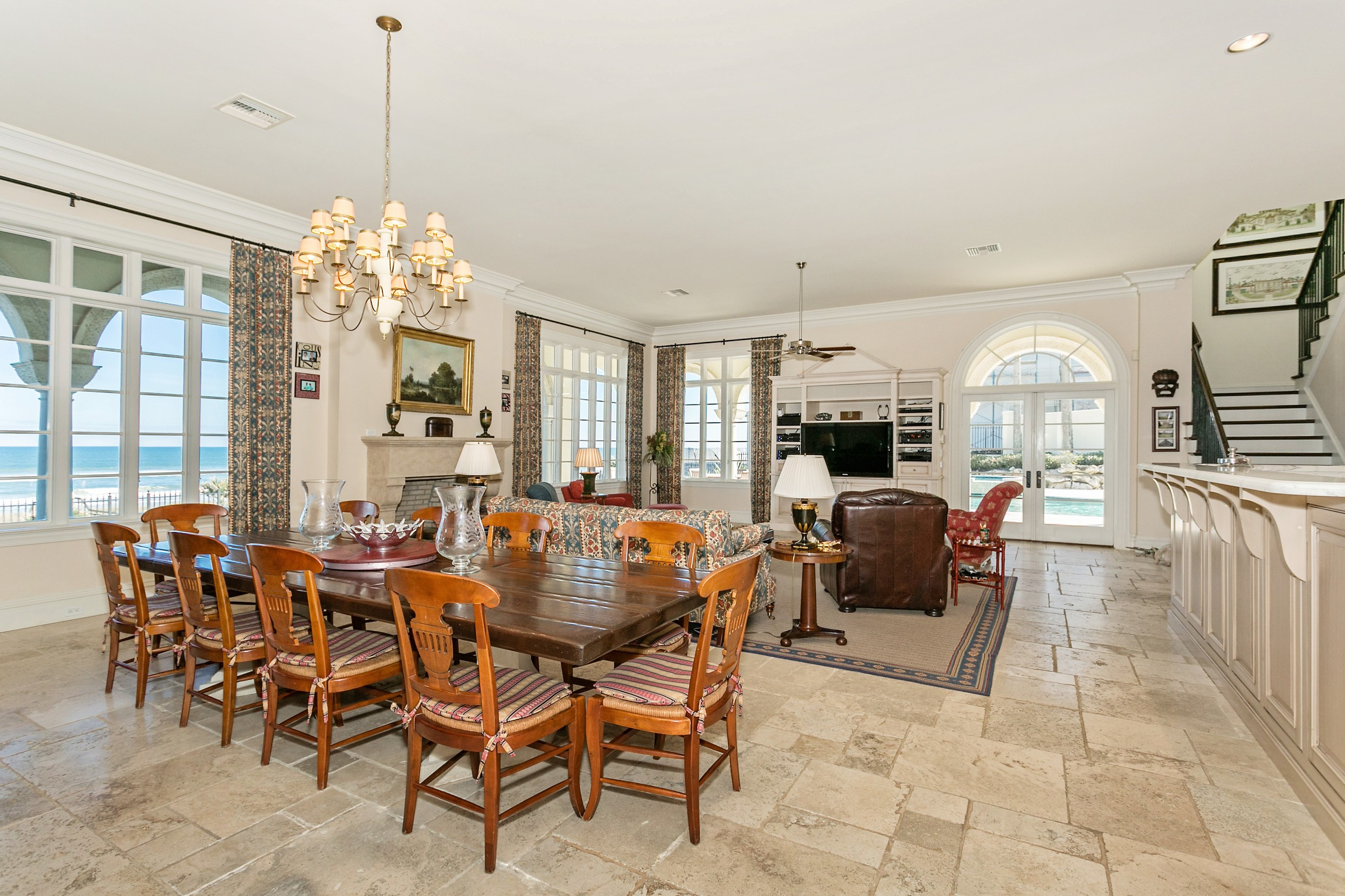 Timeless Elegance Highlights Oceanfront Ponte Vedra Beach Home The Room Recorder