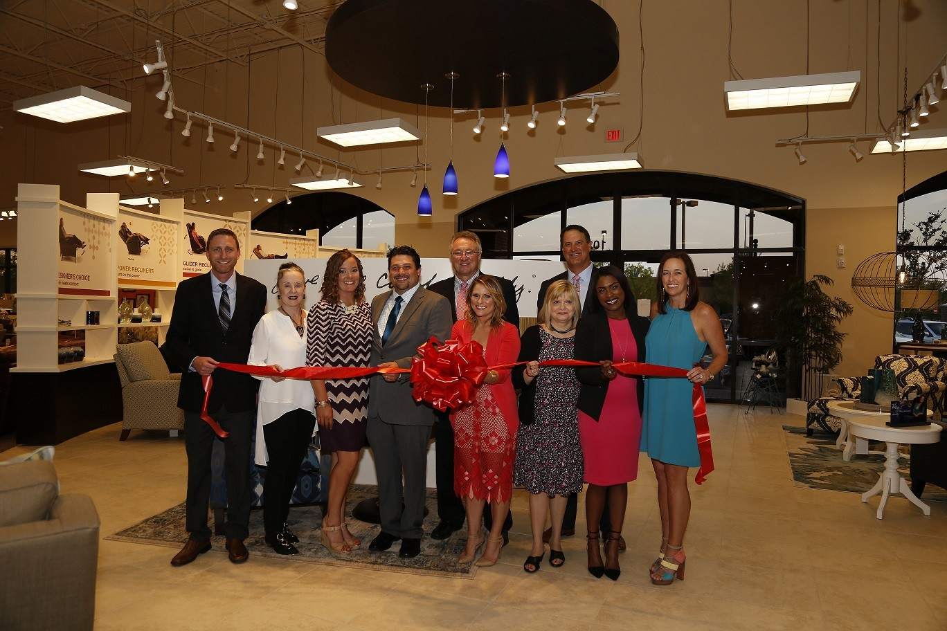 La Z Boy Furniture Galleries Contributes To Ronald McDonald House Expansion