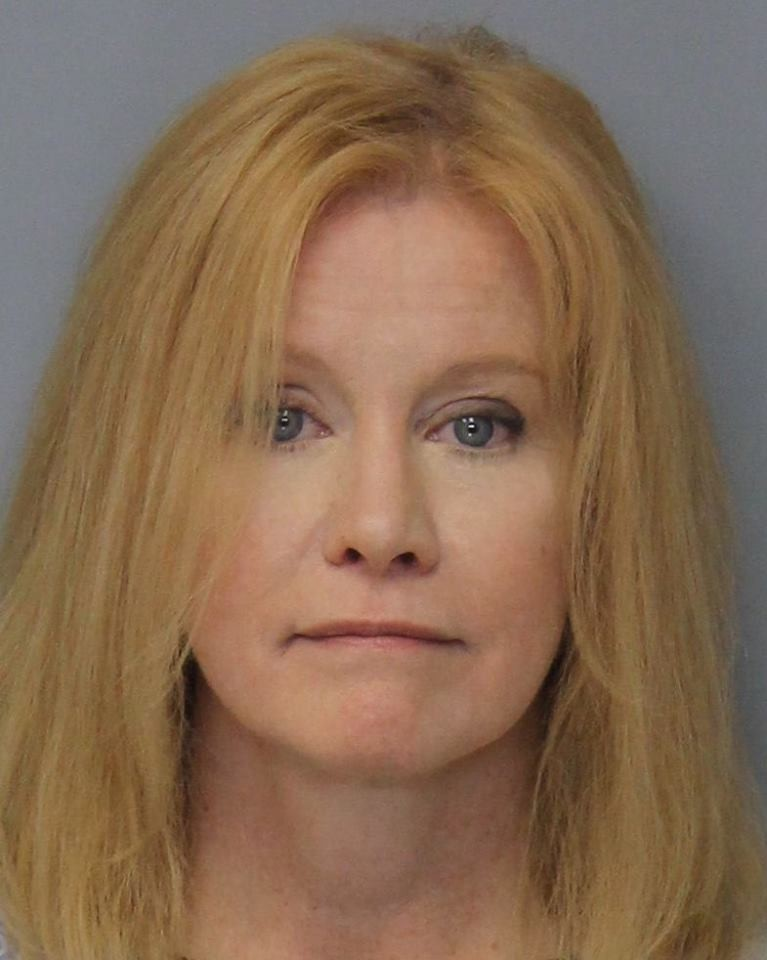 Amy Suzanee Pohlman, the former nurse administrator at Ponte Vedra Home Care who was arrested for practicing without a Florida license