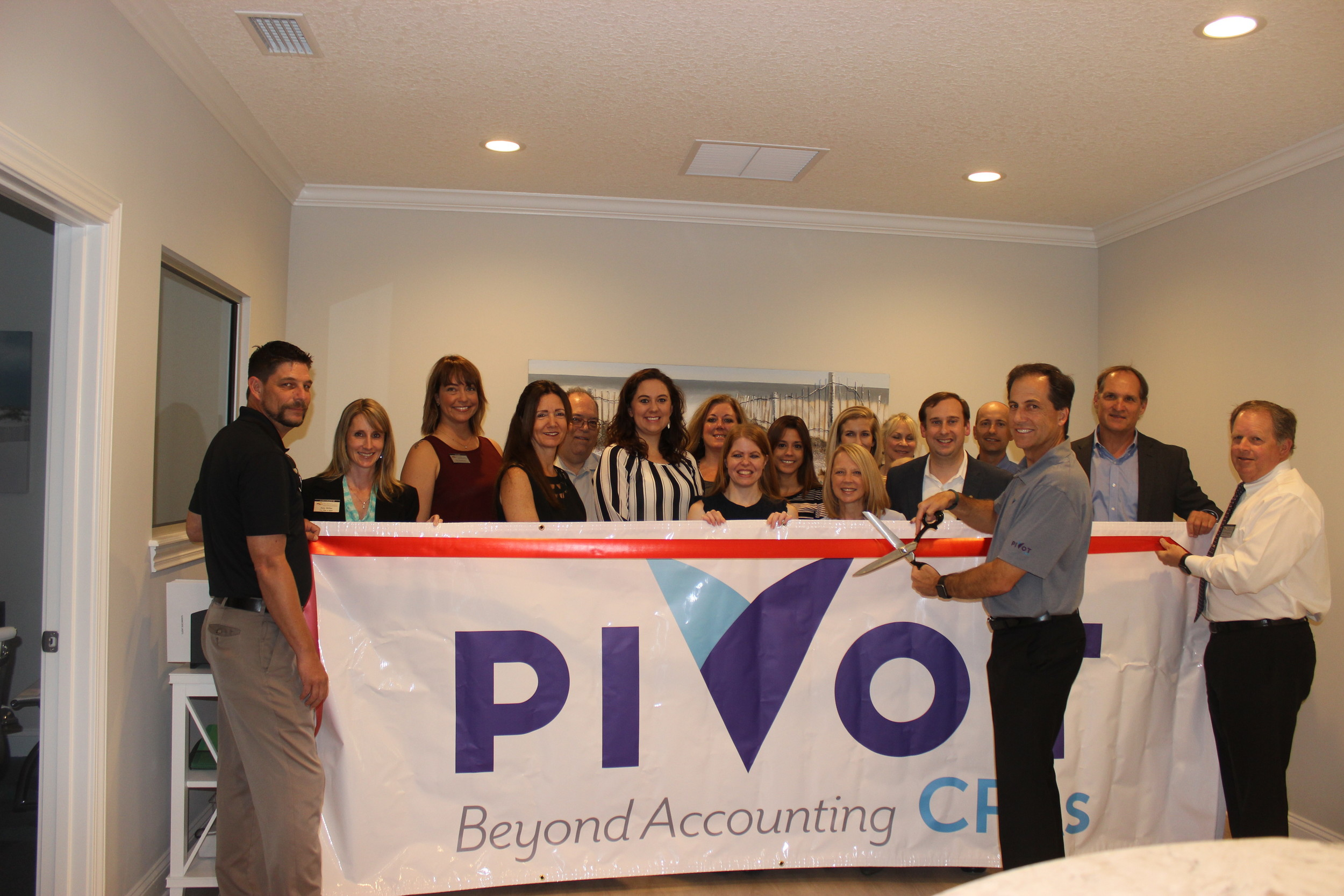 Sjc Chamber Of Commerce Pvb Division Celebrates Opening Of