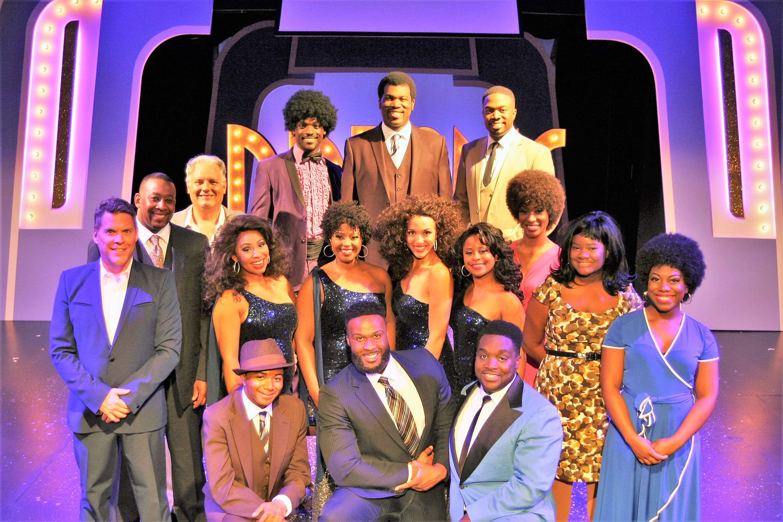 """Dreamgirls"" runs through May 21 at the Alhambra Theatre and Dining. For tickets or more information, visit www.alhambrajax.com."