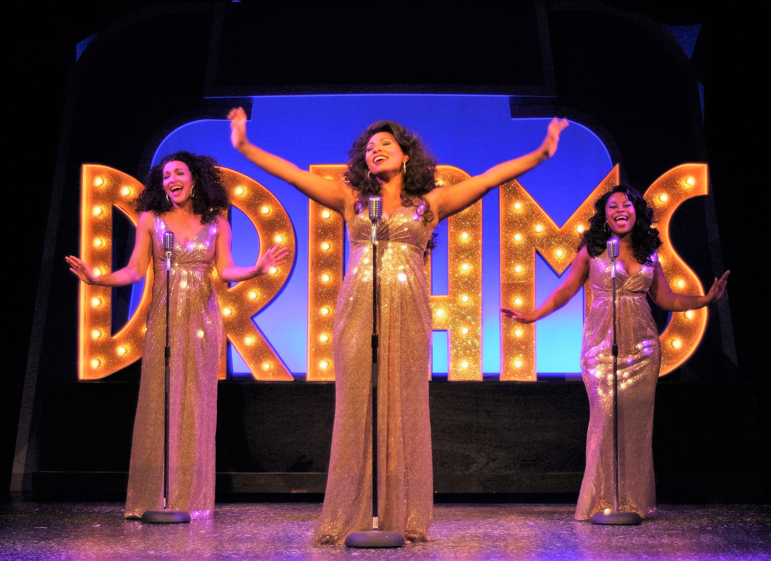 """Dreamgirls"" follows the rise of a Supremes-style singing group of the 1960s."