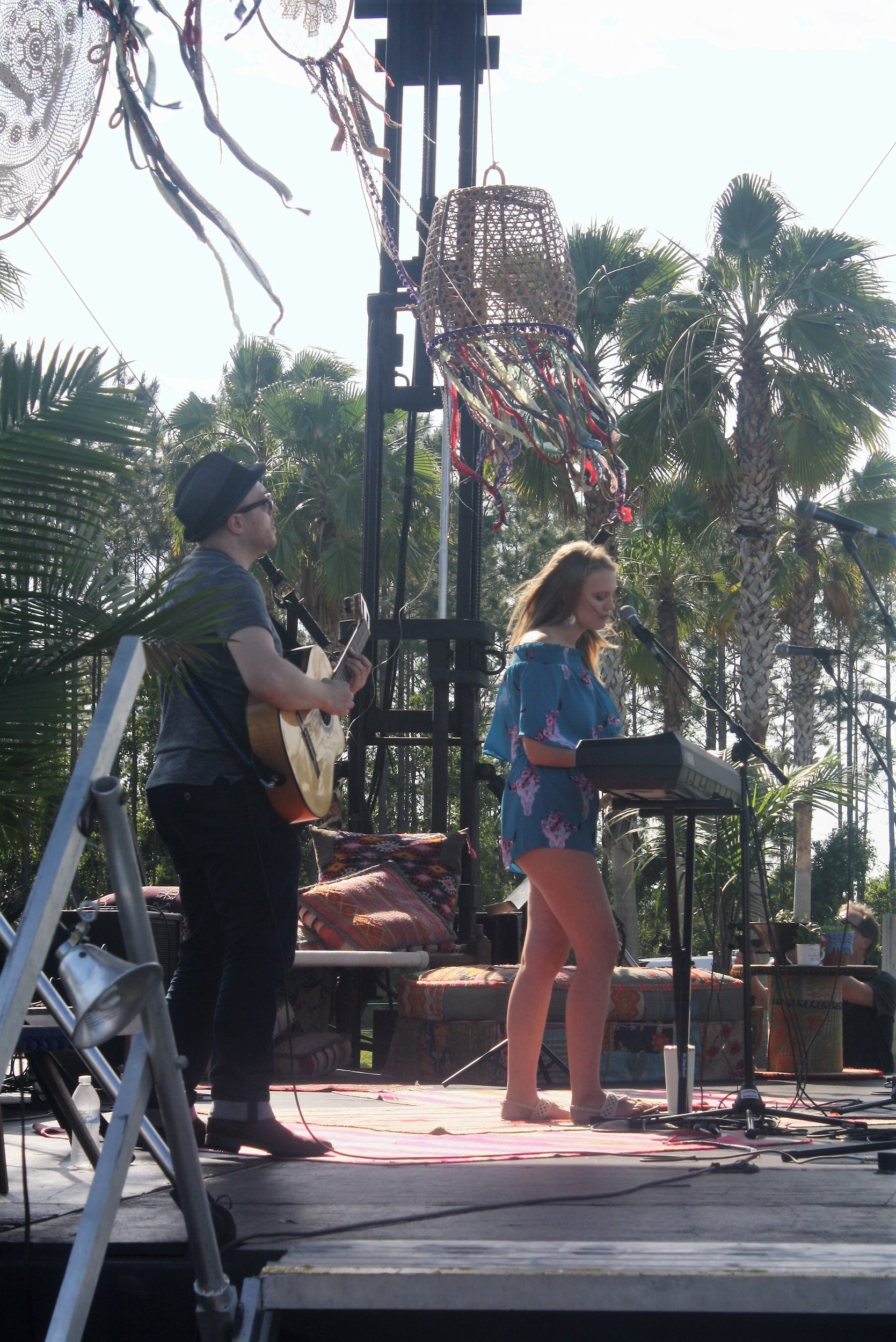 Roscolusa brings singer-songwriters to Nocatee each year.