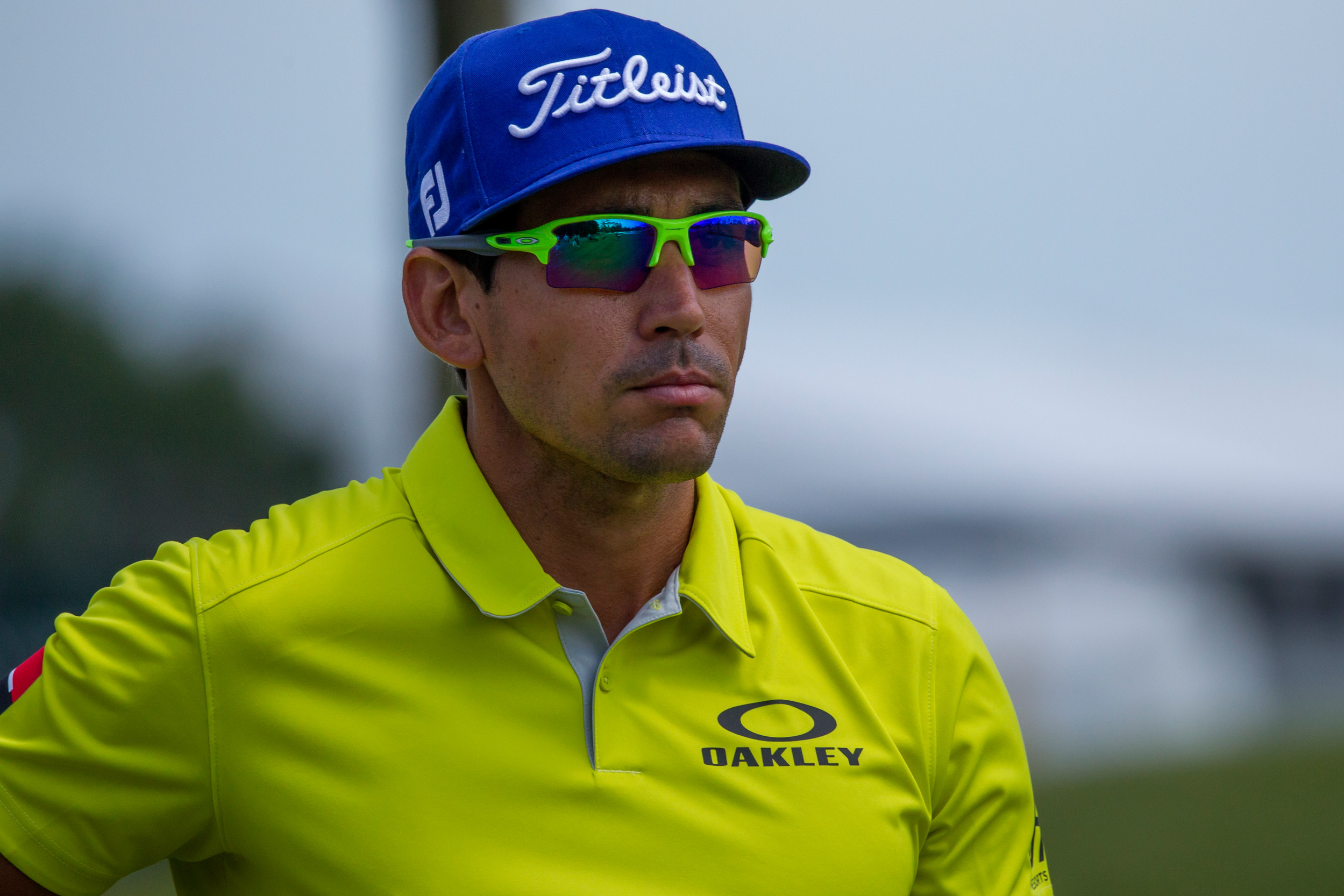Rafa Cabrera-Bello of Spain ties for fourth place at THE PLAYERS Championship with Kyle Stanley of the United States.