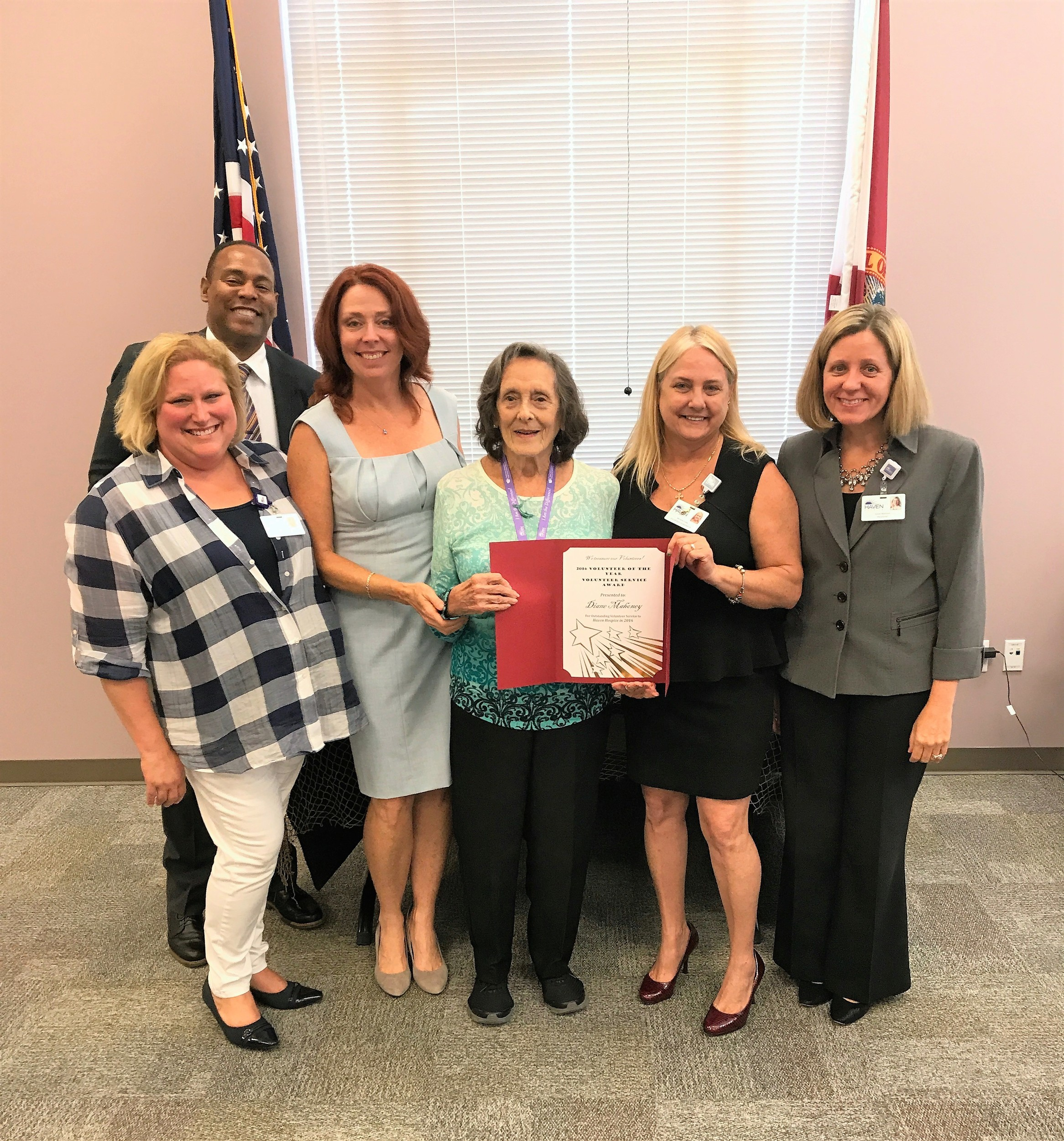 Haven Hospice Director of Volunteer Services