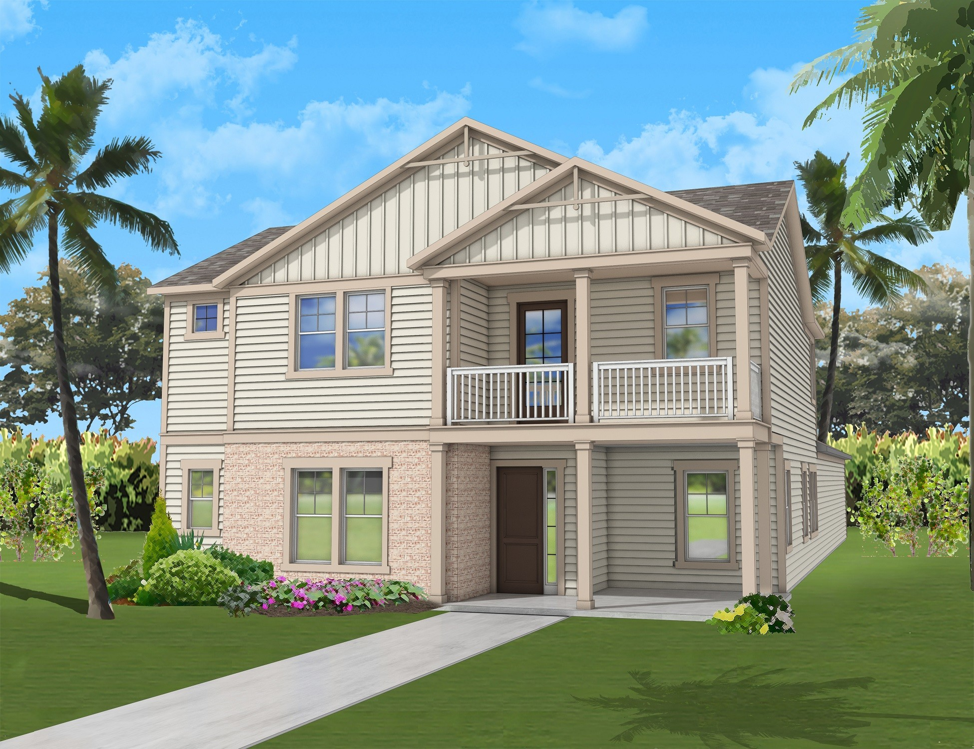 More than 30 home designs by Mattamy Homes, including the Charleston, are available at RiverTown.