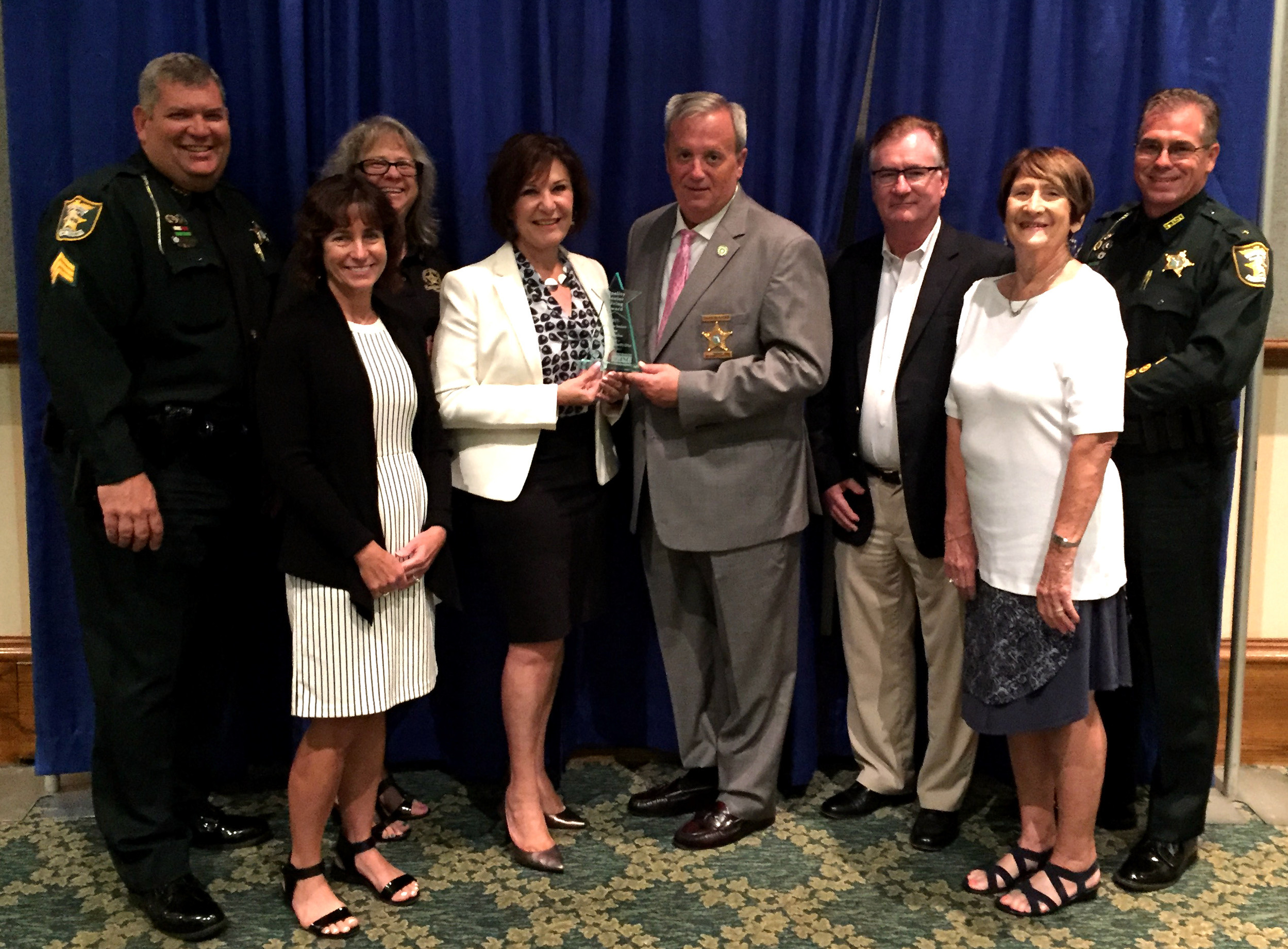 SJSO commended for 'service to seniors' | The Ponte Vedra