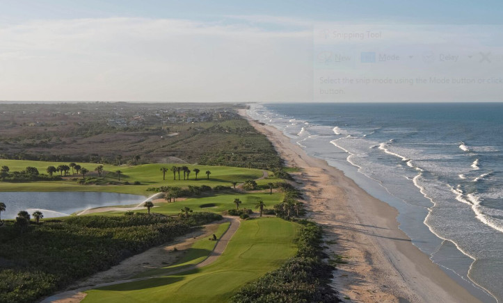 The Ocean Course at Hammock Beach Resort re-opens after a 13- month restoration project.