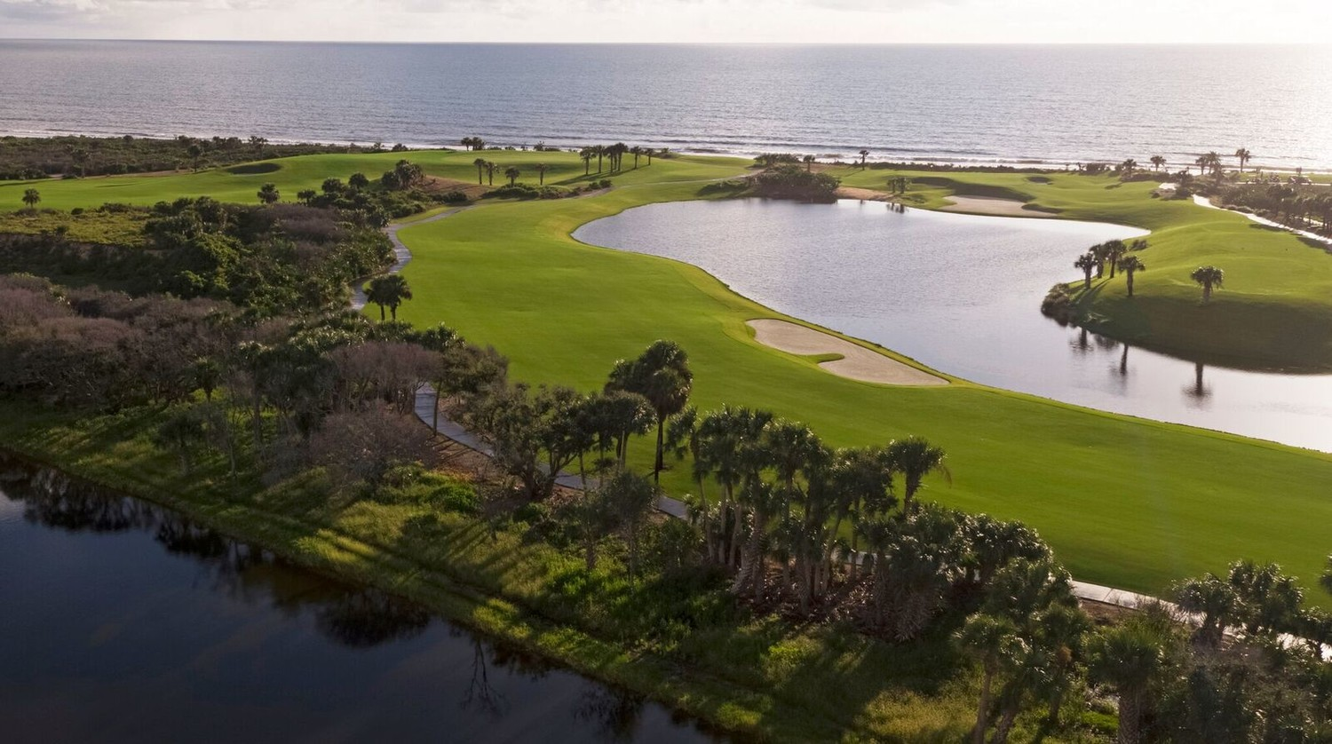 the famed ocean course at hammock beach resort a jack nicklaus signature design is known for its proximity to the atlantic ocean  ocean course at hammock beach resort re opens after 13 month      rh   pontevedrarecorder