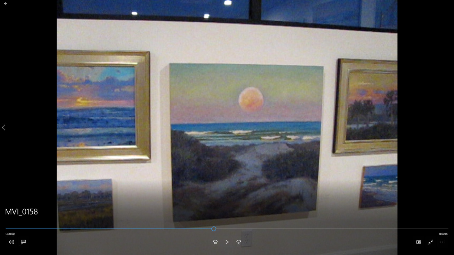 Photos at Eugene Quinn's gallery depict the beauty of the Guana Preserve.