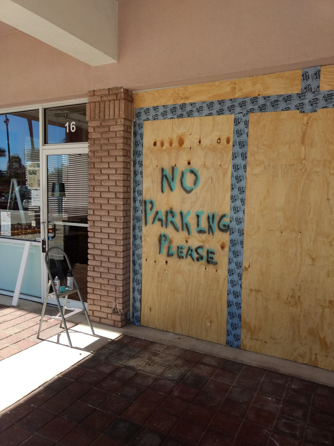 Local businesses recover after car crashes into their stores | The ...
