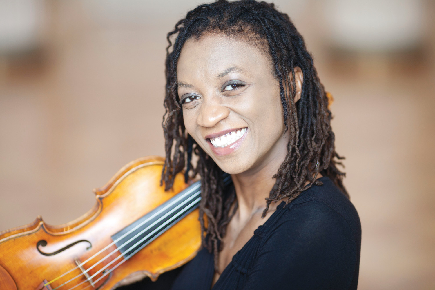 Guest artist Tai Murray will perform during the Symphony's Mendelssohn portion of the concert.