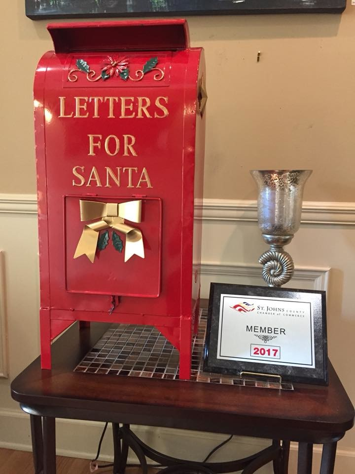 Santa's mailbox at the Recorder office is accepting letters until Dec. 15.