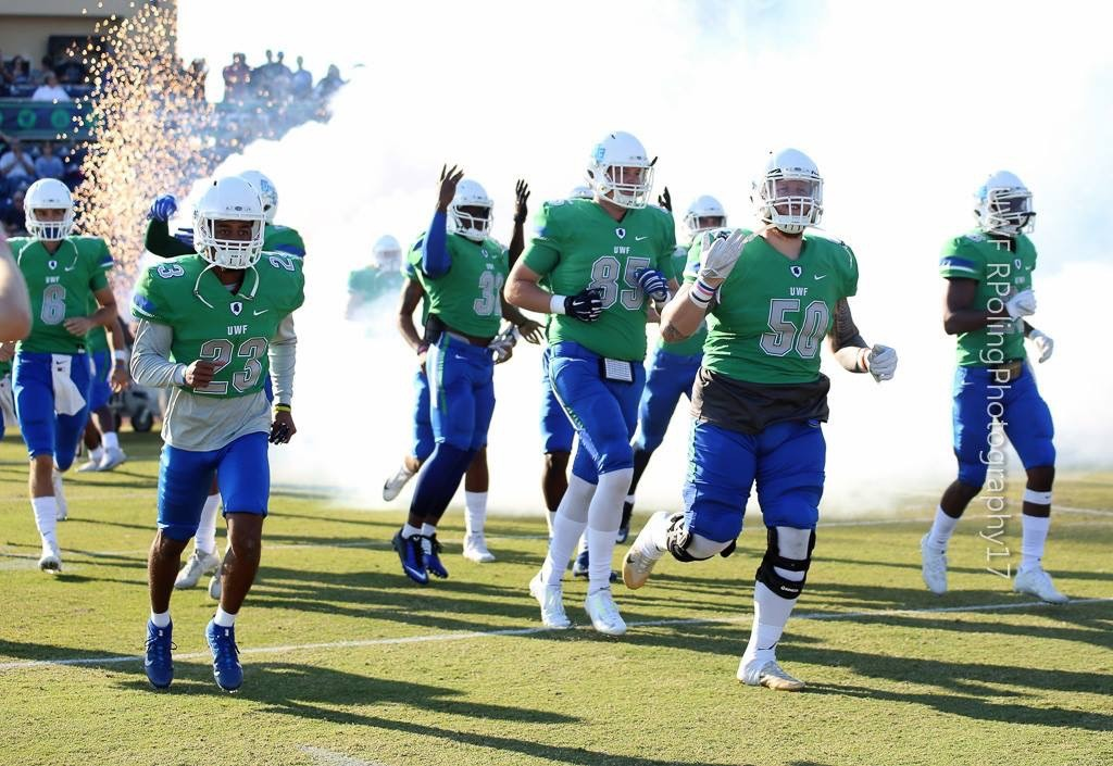 Ponte Vedra Native Enjoys Improbable Run With University Of West Florida Football Team The Ponte Vedra Recorder