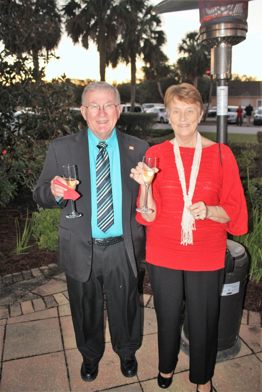 Roy and Dianne Lyons