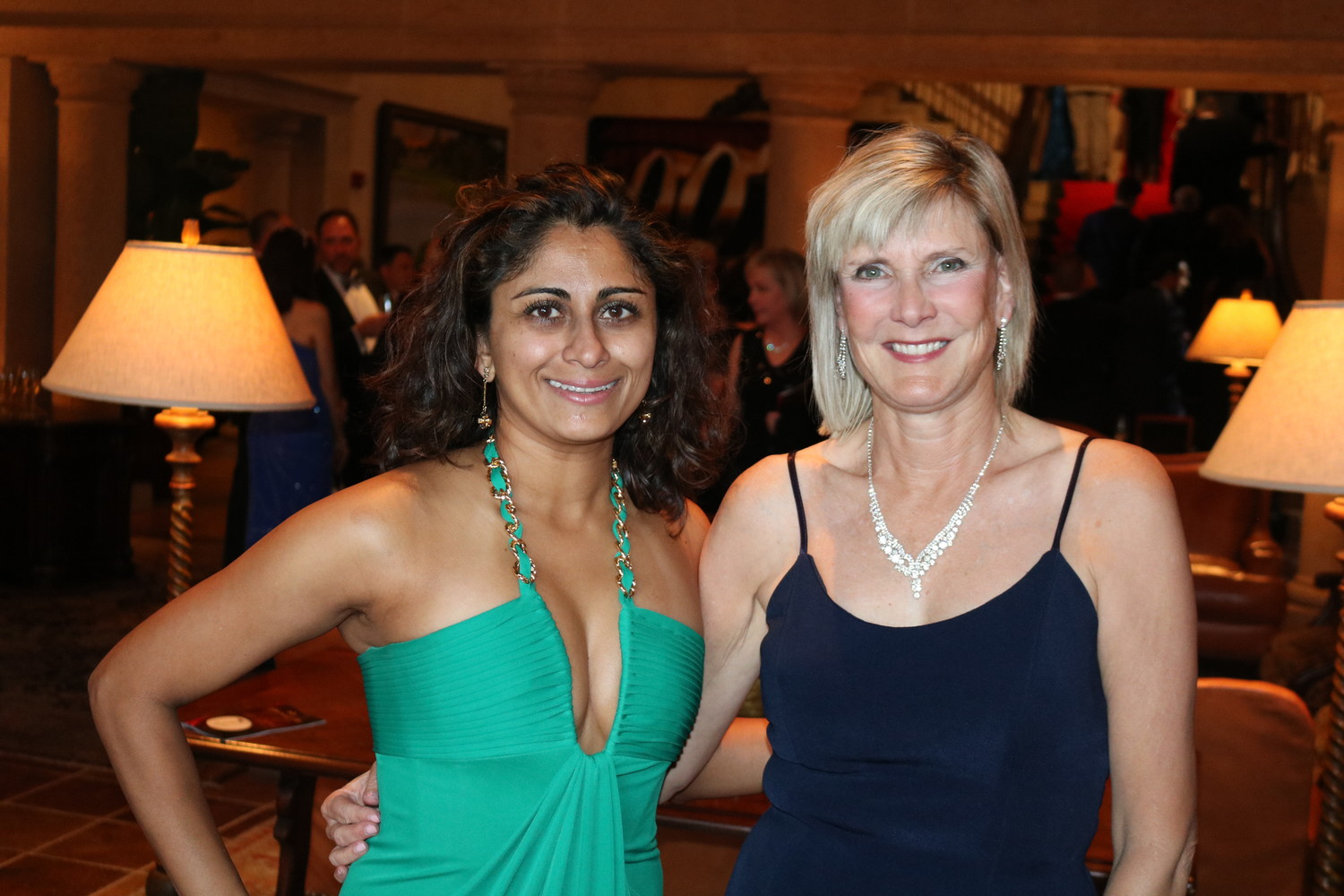 Shreena Patel and Beverly Flanagan