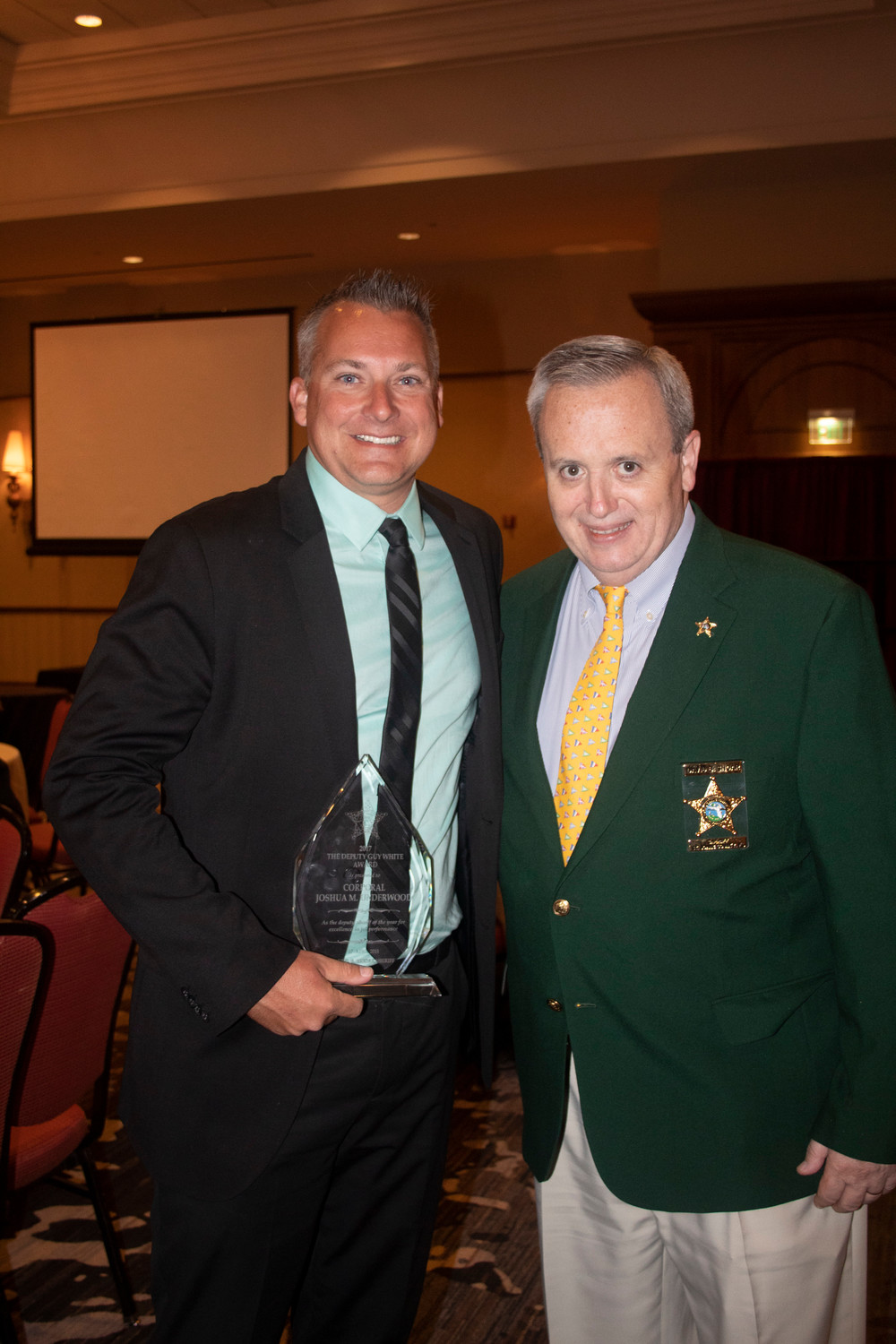 SJSO recognizes team members at annual Awards Banquet | The