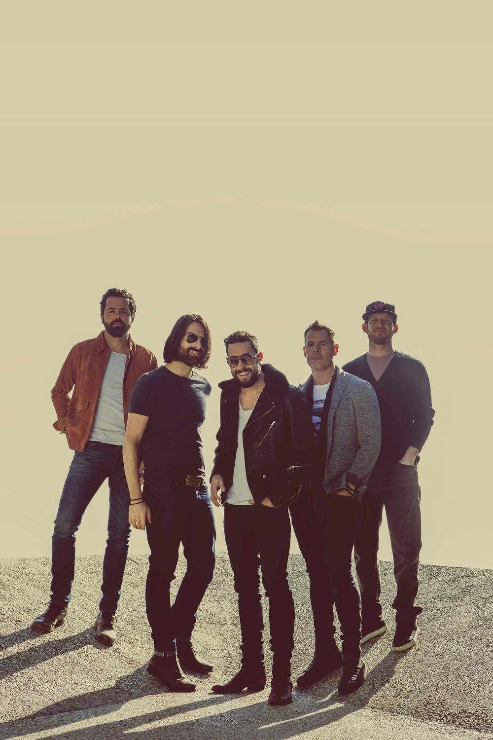 Country band Old Dominion will play at the St. Augustine Amphitheatre on Nov. 30.