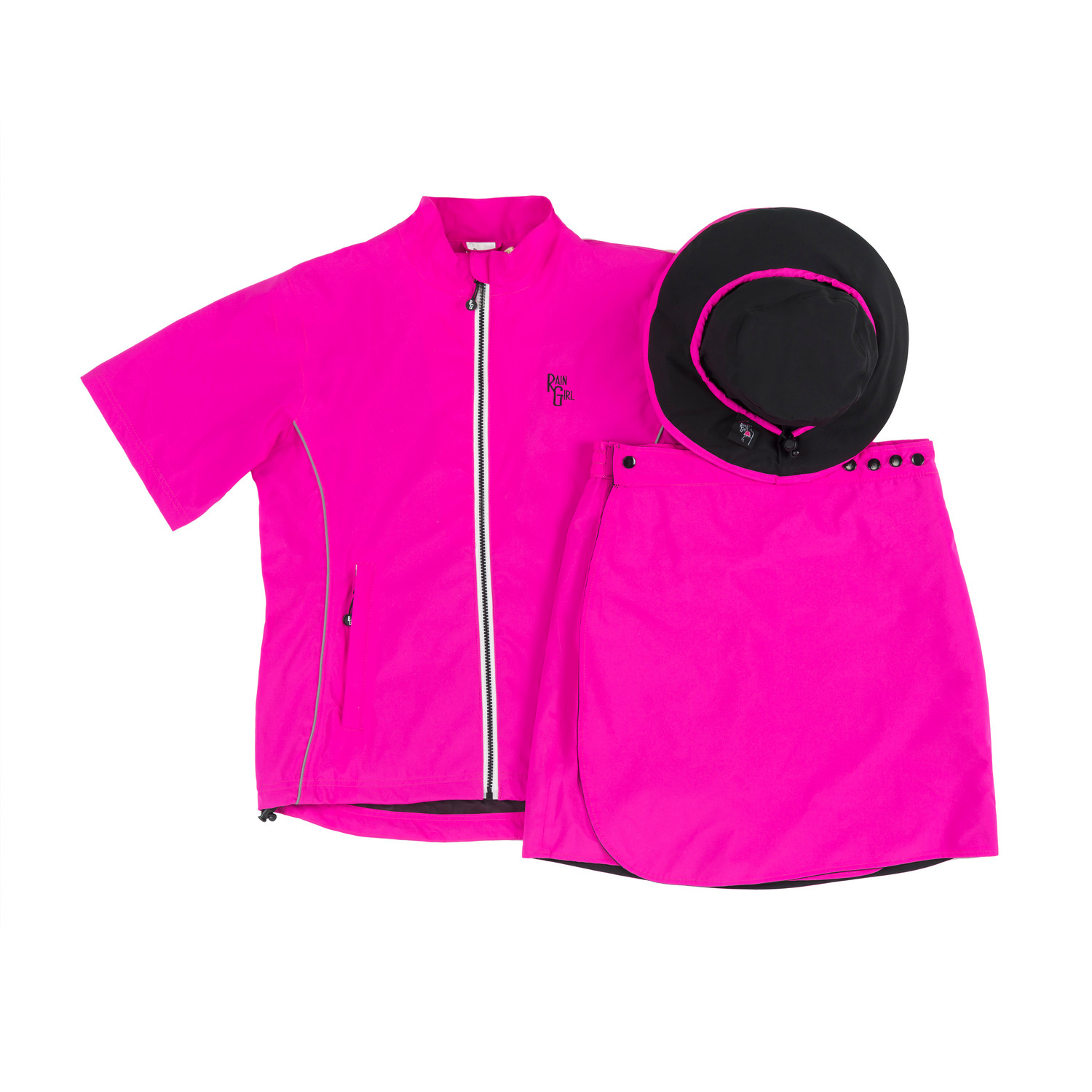 Rain Girl golf wear for women