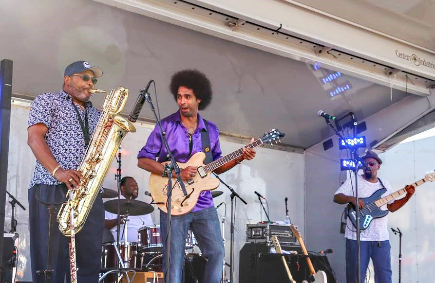 The Selwyn Birchwood Band