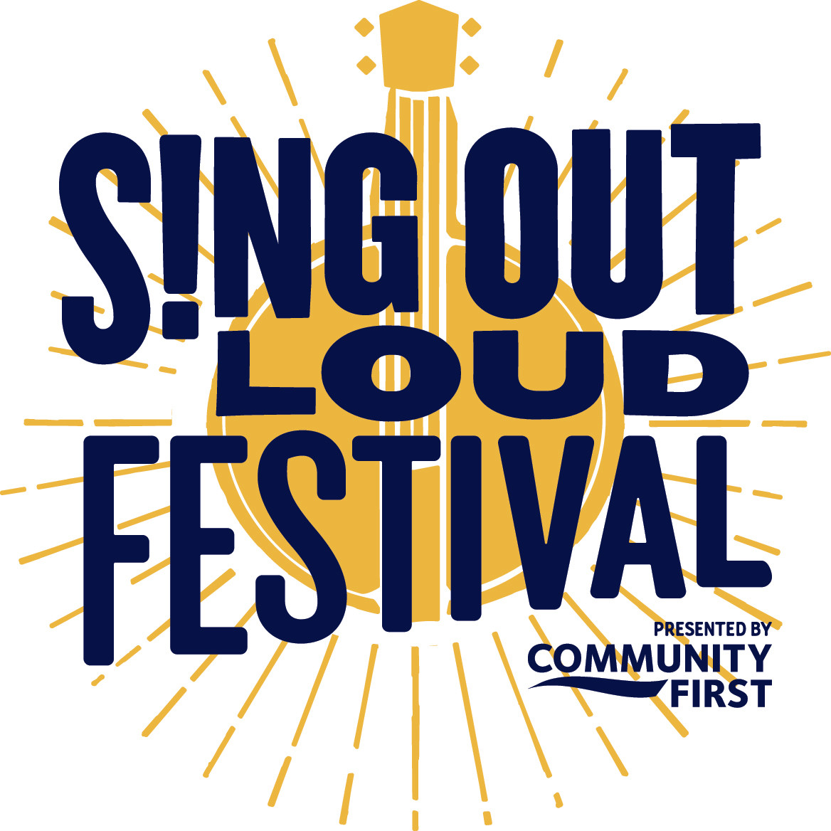 Logo of Sing Out Loud Music Festival