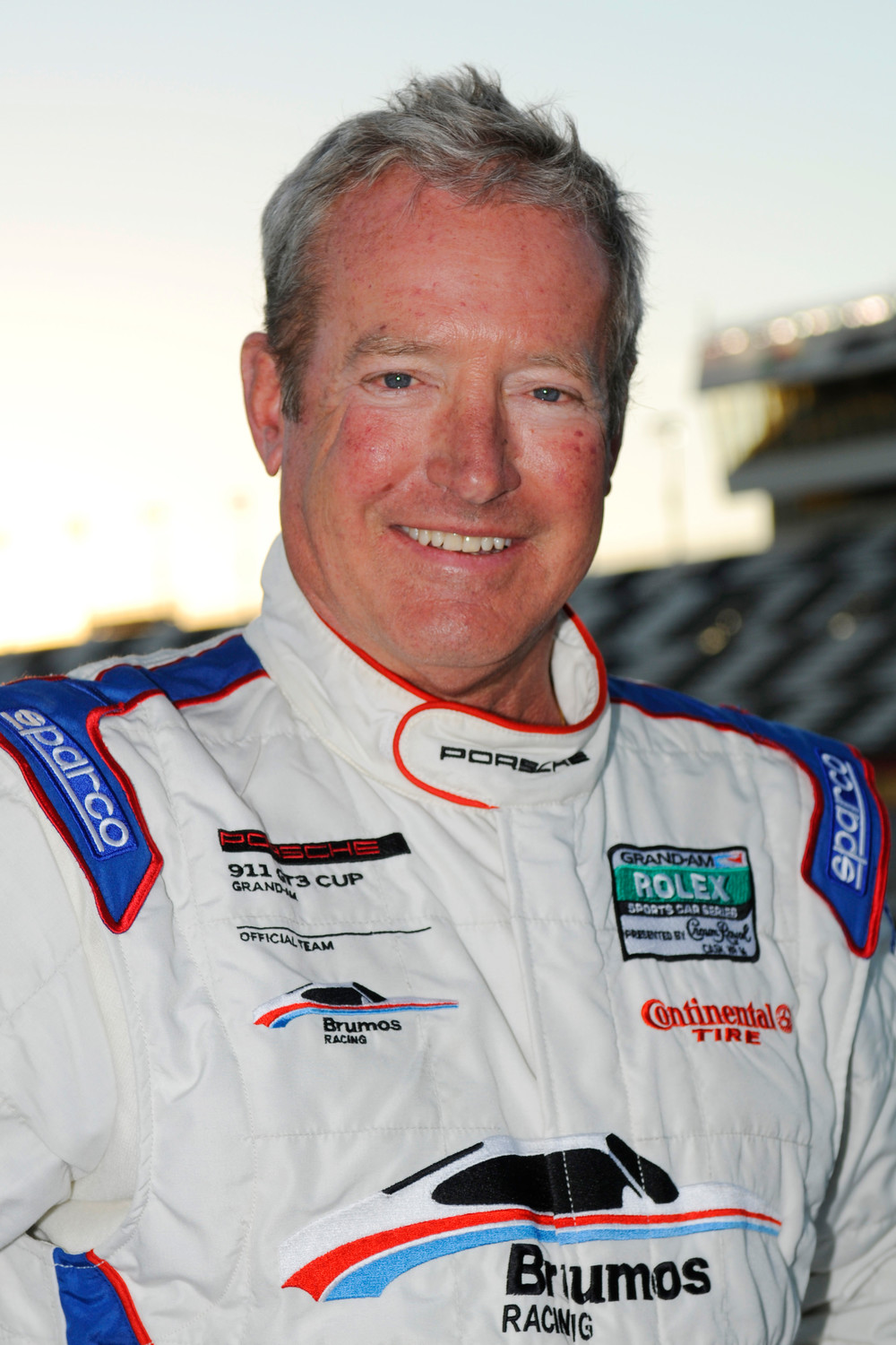 Hurley Haywood will appear at the Ponte Vedra Auto Show on Sunday, Sept. 9 in Nocatee.