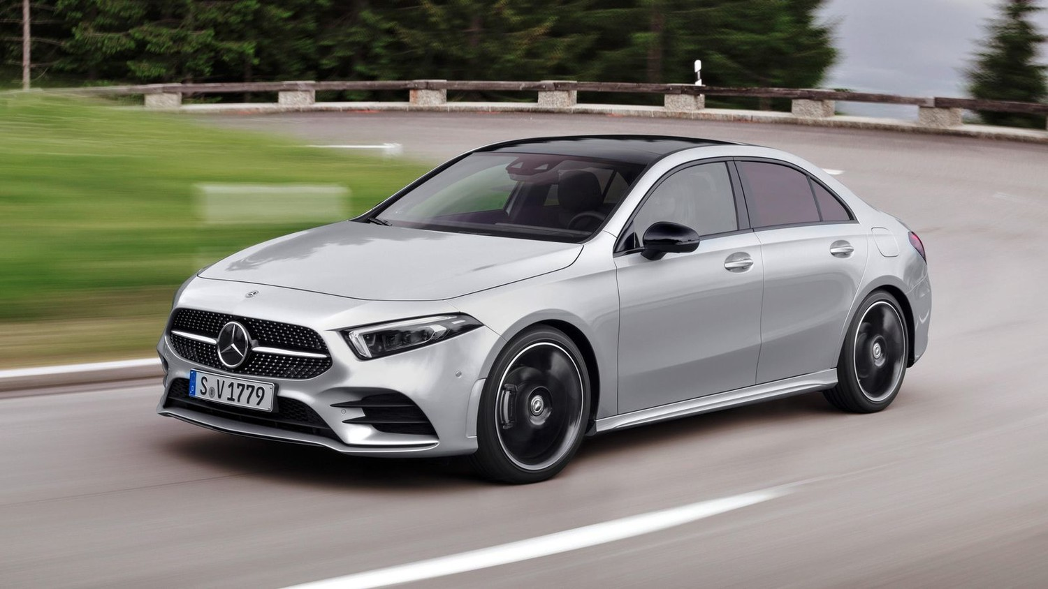 The new Mercedes-Benz A Class