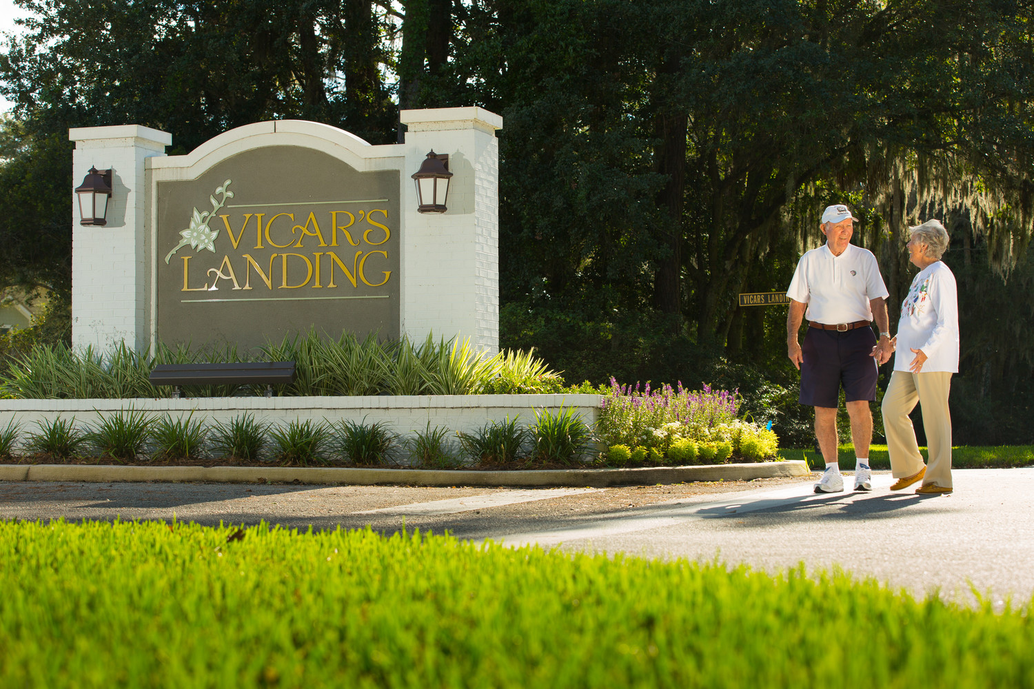 Vicar's Landing is now home to 350 seniors and has a wait list that could more than refill the campus.