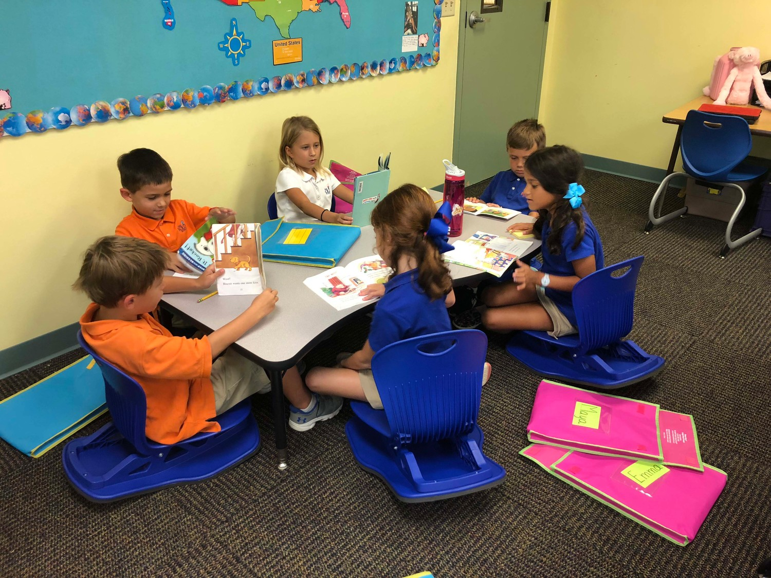 Bolles Pvb Students Up And Moving Thanks To New Seating