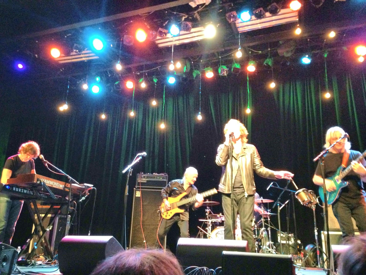 The Zombies perform at the Ponte Vedra Concert Hall in 2016. They will next play at the Concert Hall on Feb. 20.