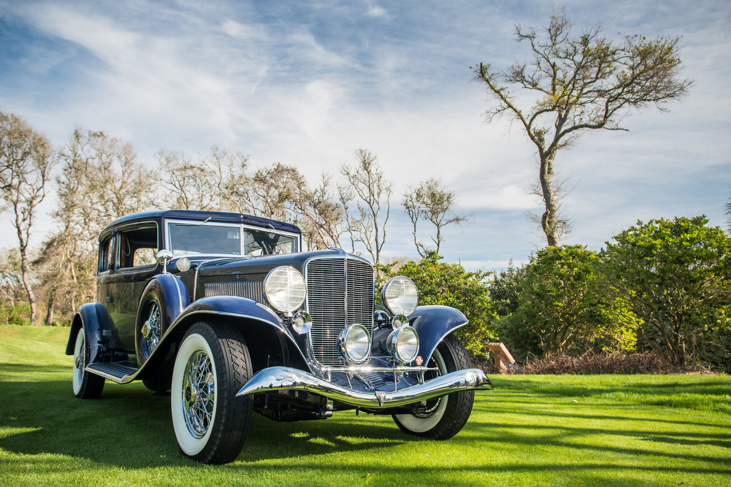 Automotive Photography by Deremer Studios LLC - 2017 Amelia Island Concours