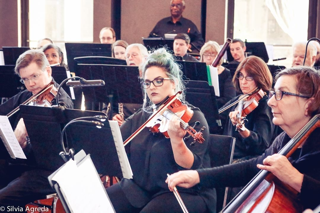 The Civic Orchestra of Jacksonville will be performing a free concert on March 3 at St. Paul's by the Sea Episcopal Church.