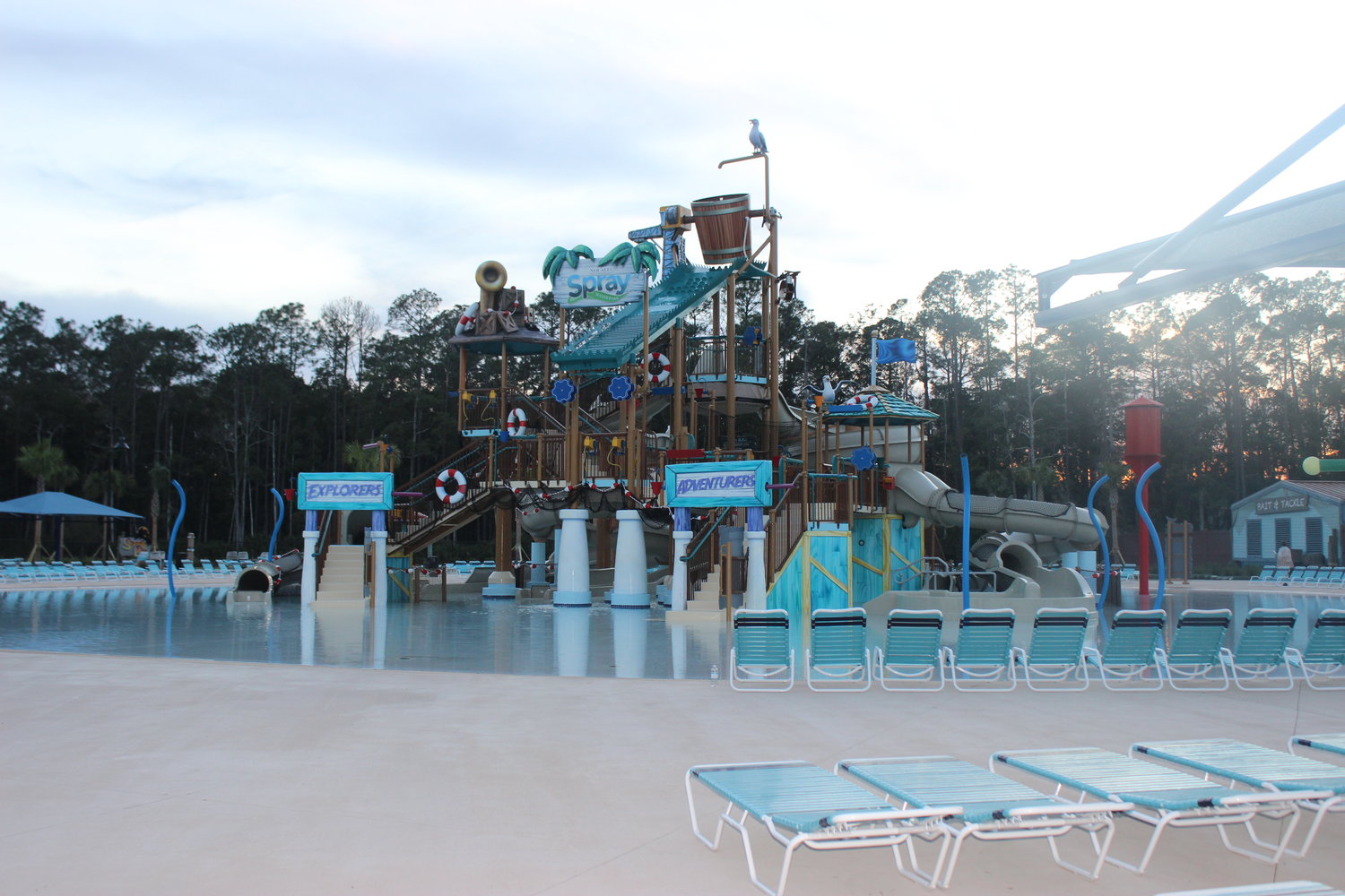 Nocatee Hosts Realtors For Vip Tour Of Spray Water Park
