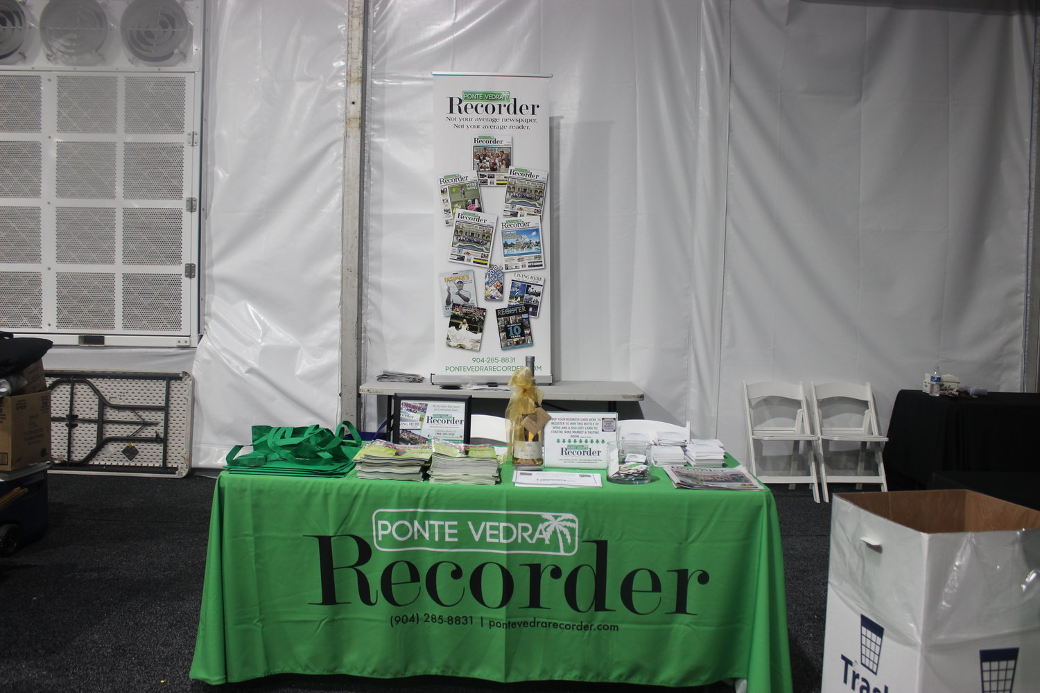 The Ponte Vedra Recorder table