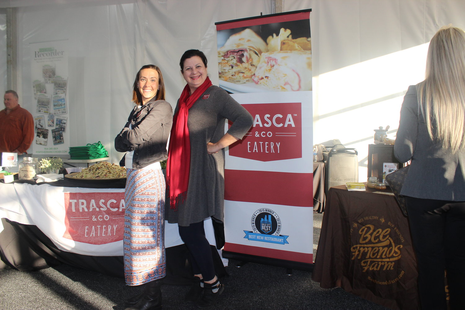 The Trasca & Co Eatery team