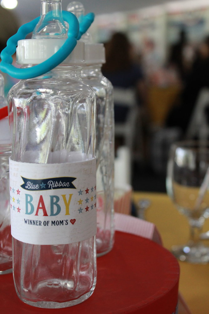 Operation Shower hosted a group baby shower for 35 military moms on March 10. The event provided high-quality products for moms and babies that were provided by sponsors and donors of the shower.