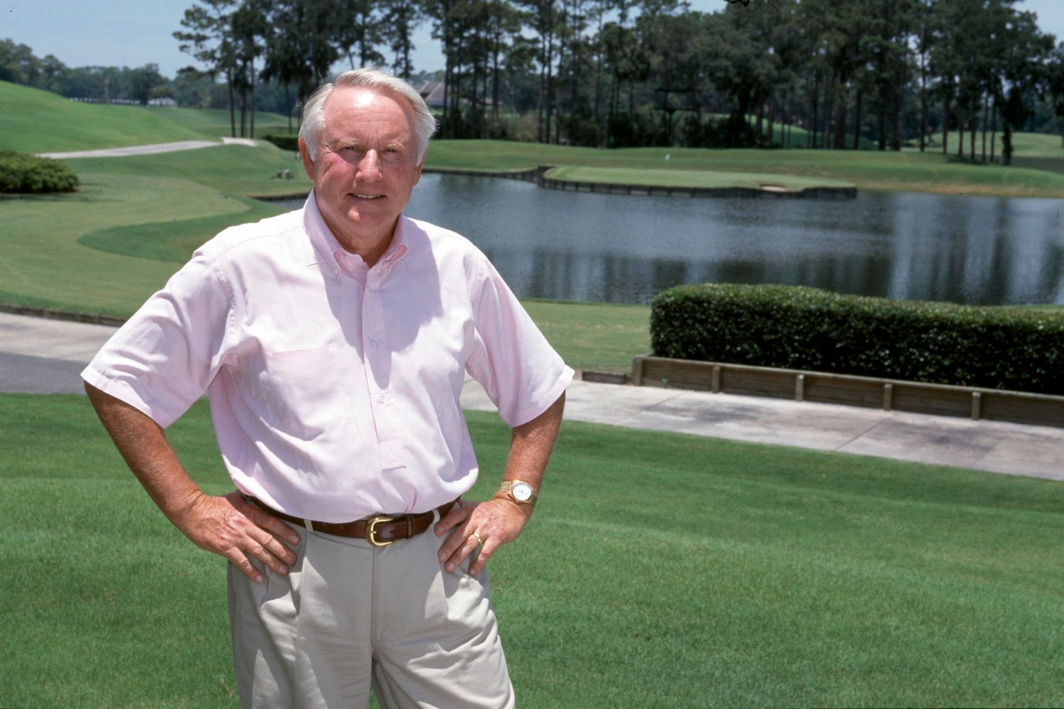"Former PGA TOUR Commissioner Deane Beman will receive the 2019 ""Rock of the Community Award"" from the Rotary Club of Ponte Vedra Beach."