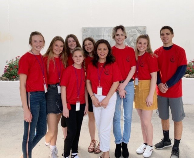 Students from Ponte Vedra High School and Landrum Middle School attend the 14th annual Florida Statewide Chinese Competition (FSCC) March 15-16 in Miami.