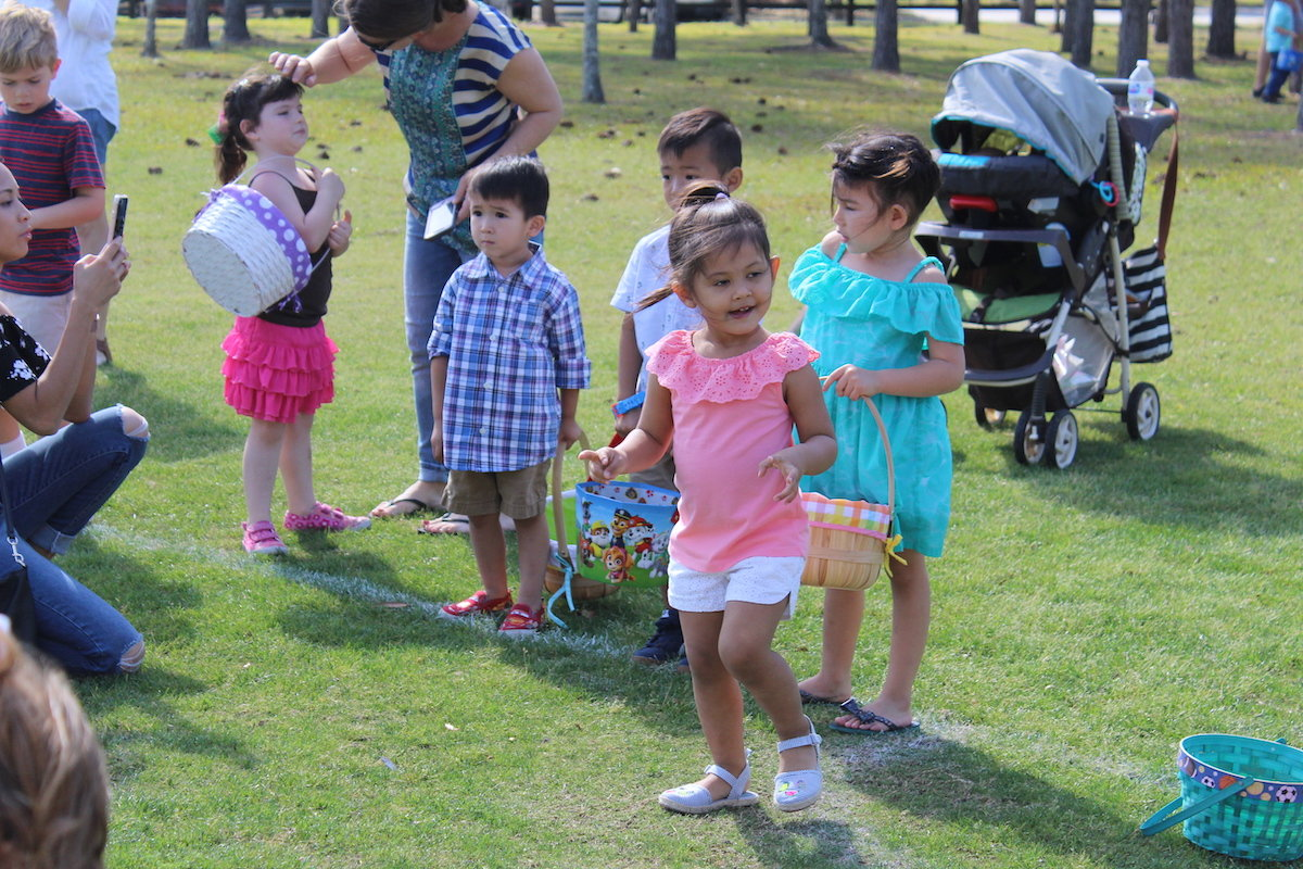 St. Johns County Parks and Recreation is hosting free Easter egg hunts at multiple locations on Thursday, April 18 and Saturday, April 20.