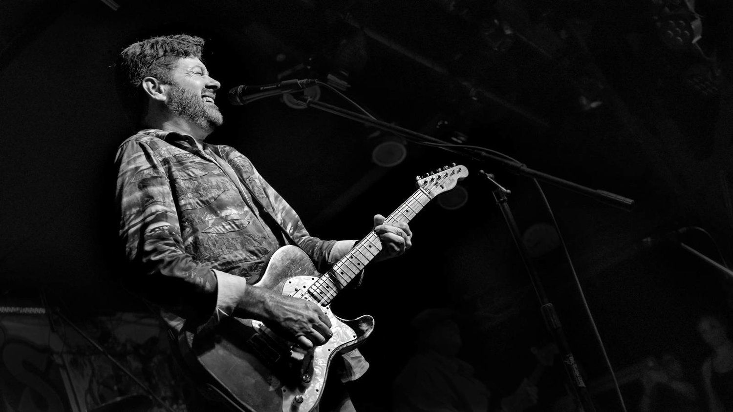 Guitarist Tab Benoit will perform at the Ponte Vedra Concert Hall Saturday, April 13